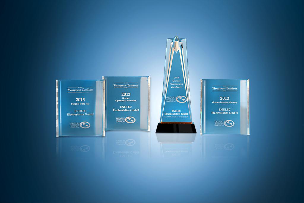 ENULEC was awarded by GAA