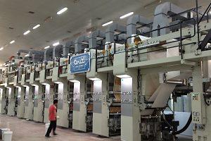 ENULEC installations on gravure presses