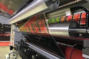 UTECO Gravure Printing Press