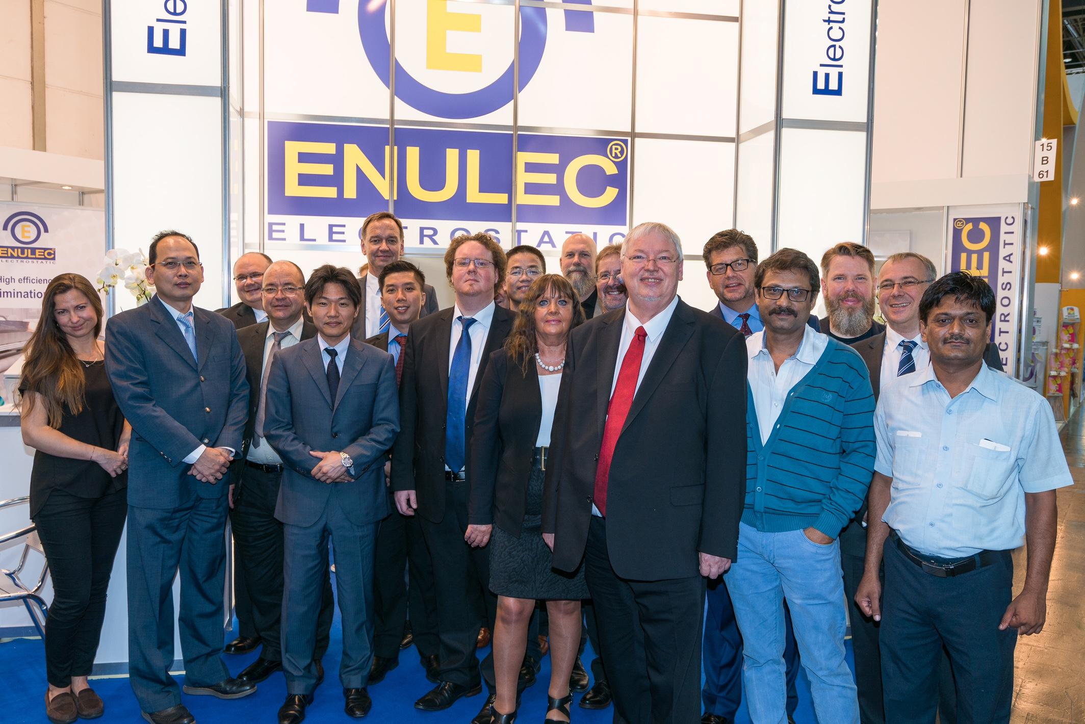 The global ENULEC Team